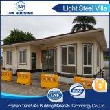 Casa modular prefabricada de la instalación rápida para la oficina