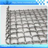 強い構造のステンレス鋼の正方形の網