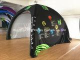 Partei-aufblasbares Festzelt kundenspezifisches aufblasbares Ausstellung-Festzelt-Zelt für