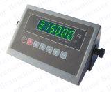 Acciaio inossidabile che pesa indicatore per la bilancia (XK315A1GB-3)