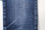 9.9ozジーンズのための完全な粗紡糸の綿の伸張のあや織りのデニムファブリック