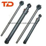 Cilindro de óleo para escavadeira Doosan, Cilindro de boquilha / braço Dh220 Cilindro hidráulico