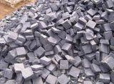 灰色の花こう岩G654の玉石、銀製灰色のペーバー、薄い灰色の花こう岩によって炎にあてられる敷石、ゴマの灰色のペーバー及びタイルのゴマの灰色の剥離された敷石