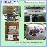 Preço barato da máquina do bordado de Comtomization das agulhas da cabeça 15 de Holiauma único com alta qualidade