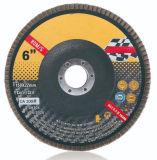 Pulido de acero de alta calidad de Disco de la tapa de los Abrasivos