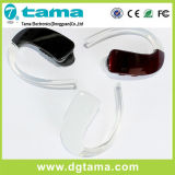 Auricular cristalino de Bluetooth del Oído-Gancho de la manera Tiempo espera largo