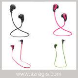 무선 양측 입체 음향 Bluetooth V4.1 헤드폰 에서 귀 이어폰