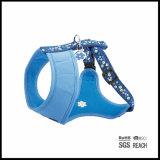 Custom Designer Cool Mesh Dog Harness Vest para pequenos cães