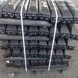 構築機械装置の掘削機ゴム製トラックパッド