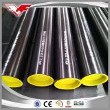 Round resíduos explosivos de tubo de aço carbono preto