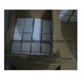 Het vierkante Handvat van de Trekkracht van de Deur van het Glas van het Roestvrij staal van de Vorm