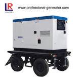 rimorchio insonorizzato 30kw che salda il generatore di potere diesel
