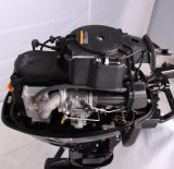 F8FWL, telecomando di Parsun 8HP, inizio elettrico, motore lungo del crogiolo di asta cilindrica