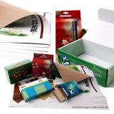 (RBD) tarjeta mineral rica de papel de piedra respetuosa del medio ambiente de revestimiento doble
