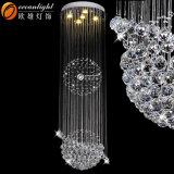 2017 Kristallleuchter-hängende Lampen-ausgezeichneter Entwurf für Innendekoration Om6856