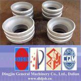 Cabeça elíptica do prato do aço inoxidável aplicada ao tanque de armazenamento