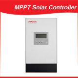 contrôleur 24V de charge de panneau solaire des écrans LCD 60A