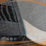 파도치는 작풍 단청 최고 가발 유형 100% 상한 손에 의하여 묶이는 기술 가발