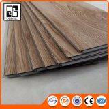 容易な工場熱い販売の木製の一見はリサイクルされたプラスチック床の敷物、高品質のプラスチックフロアーリングをきれいにする