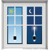 Luz de interior solar de la vela del LED para la Navidad 2 paquetes