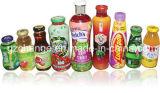 De Flessen die van de Drank van het Water van het Sap van de hoge snelheid Machine etiketteren