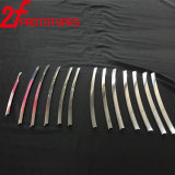 CNC de Prototypen van het Aluminium, CNC Plastic Snel Prototype, de Geanodiseerde Vervangstukken van het Aluminium