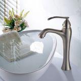 Faucet da bacia niquelar sanitários escovados