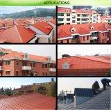 Hoja española de la azotea del estilo/azulejos de azotea ligeros del material para techos Materials/ASA