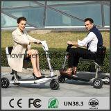 Scooter Eletrônico Transformável Smart Triciclo Dobrável