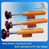 Projeto de cilindro hidráulico 10t ~ 500 Ton com base no requisito de Cystomer