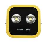 indicatore luminoso di inondazione esterno di 100W Osram5630 LED