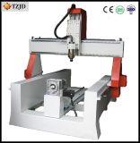 Alta precisión con máquina de CNC Router CNC Cilindro Anuncio Ce