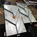 De speciale Gemaakte Comités van de Architectuur van het Aluminium van het Patroon van de Boom