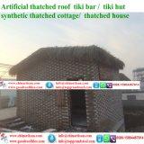 Курорт Мальдивов коттеджа Thatched крыши листьев ладони синтетического Thatch искусственний