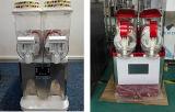Schneller abkühlender Slurpee Hersteller mit 2 Filterglocken