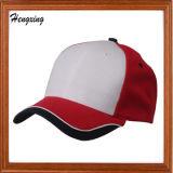 100%のアクリルの網の刺繍の野球帽をブランクにしなさい