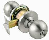 Cylidrical 손잡이 자물쇠 (5905SS-BK)