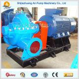 Landwirtschafts-Bauernhof-Bewässerung-aufgeteiltes Gehäuse-Dieselwasser-Pumpe