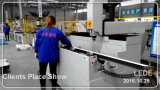 Copier la machine 3X de couteau --Trous, cannelure fraisant le fini de contrôle de commande numérique par ordinateur dans un