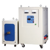 Chauffage par induction à ultrasons de l'IGBT de billettes pour la vitesse de traitement thermique (GYS-120AB)