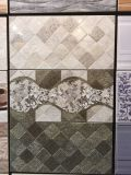 Mattonelle di ceramica 300600 della parete del getto di inchiostro 3D con la più nuova decorazione di modo