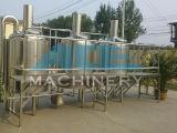 ステンレス鋼のマッシュ大酒樽、パブのレストラン(ACE-THG-6K)のためのビールビール醸造所装置