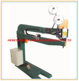 Máquina grampeando do rebitador da caixa manual da caixa