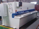 Hidráulicas de hojas de corte de metal de la máquina / placa Cizalla 10 * 3200mm