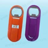 Пластиковый флэш-накопитель USB (АПН-0131U)