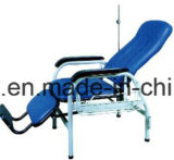병원 가구, 전체적인 스테인리스 병원 간호 의자 (Y-13)