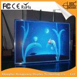 Farbenreicher im Freienriese LED-Bildschirm P5