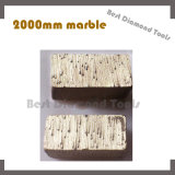 Segment en pierre de découpage d'extrémités de diamant du marbre 450mm du Pakistan de découpage pour la division de bloc