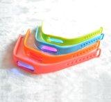 Bracelet de produit répulsif de moustique de silicones