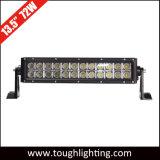 Offroad de 12V 72W de 13 pulgadas cree doble fila de la barra de luz LED para camiones